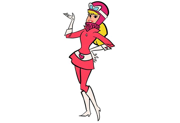 oculos personagem desenho