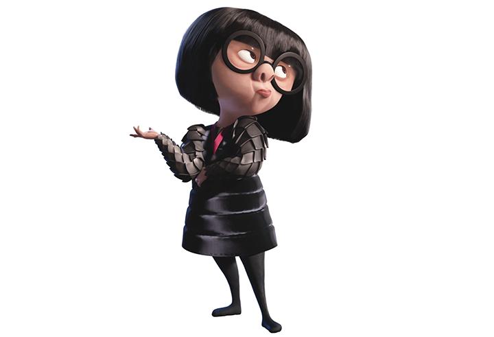 personagens desenho oculos