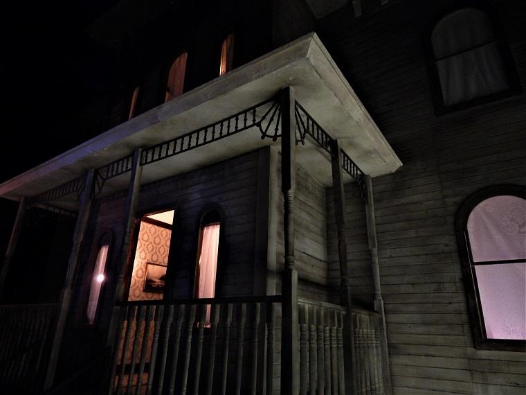 Exposição Hitchcock MIS Casa Norman Bates Psicose