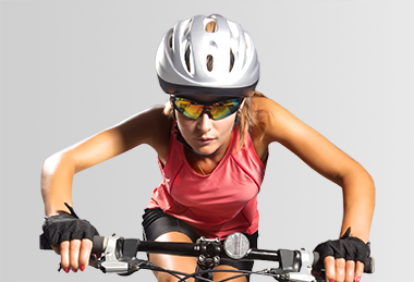ciclista oculos