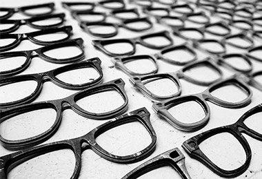 oculos madeira skate